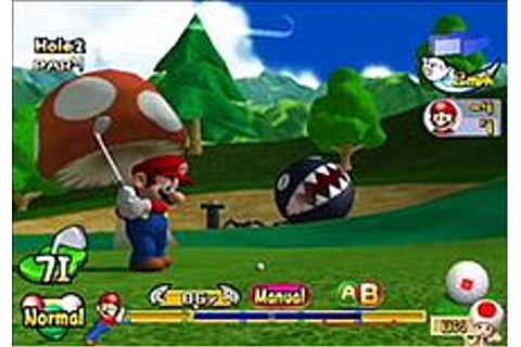 Mario Golf: Toadstool Tour - Wikipedia