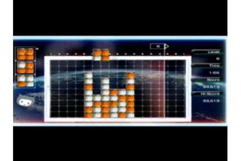 LUMINES LIVE Heavenly Star SOS Remix - YouTube