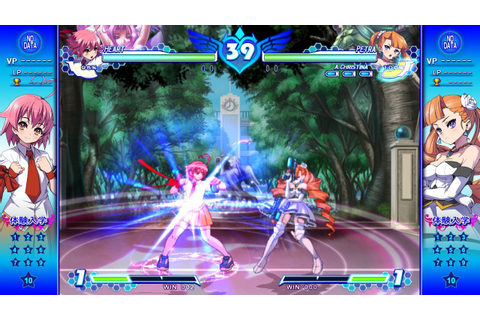 Review: Arcana Heart 3 LOVE MAX!!!!! - A Fun All-Female ...