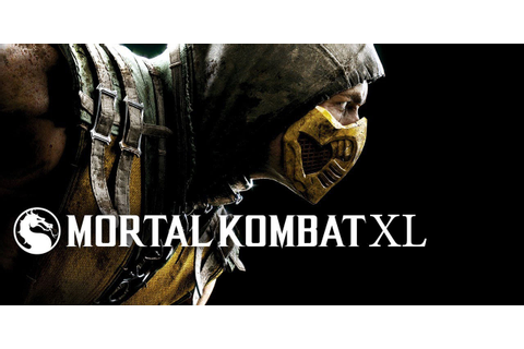 Mortal Kombat XL Announced for PS4 and Xbox One
