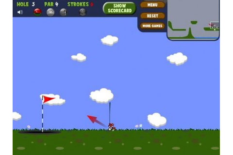 GAMES AND SOFTWARES: POWER GOLF
