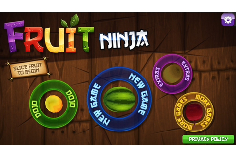 Fruit Ninja – Games for Android 2018 – Free download ...