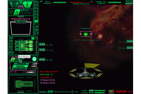 Star Trek: Starfleet Command - Orion Pirates Screenshots ...