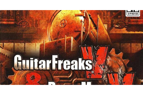 Guitar Freaks Drummania V PS2