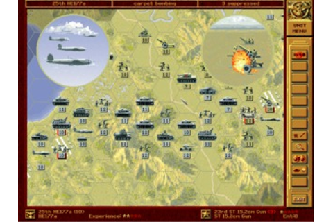 Panzer General (DOS) Game Download