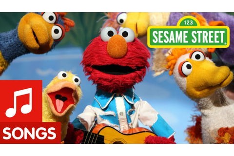 Sesame Street: Elmo's Ducks - YouTube