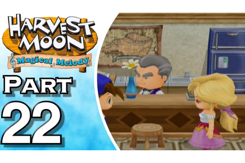 Let's Play Harvest Moon: Magical Melody (Gameplay ...