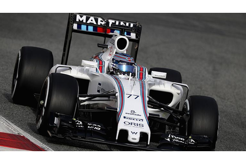 Williams F1 Team News, Standings, Videos - Formula 1