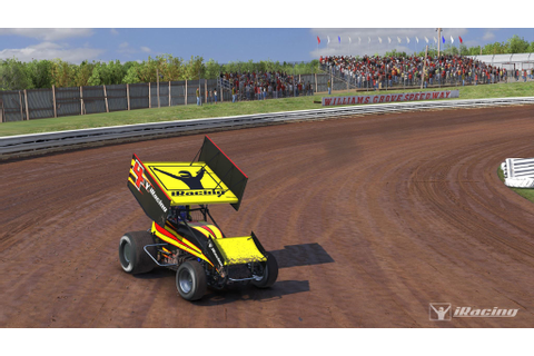 New iRacing Dirt Trailer, Update Due March 29th ...