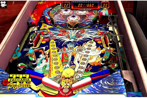 Zaccaria Pinball - DL/PC - Games Online PRO