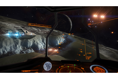Elite Dangerous: Horizons Review – Brash Games