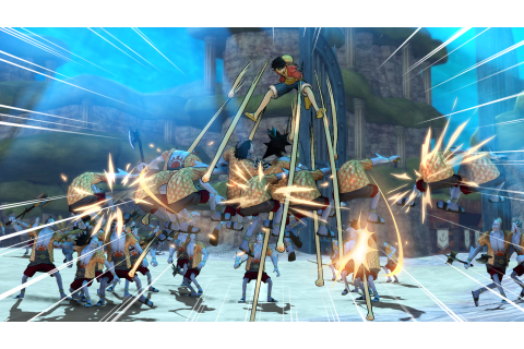 One Piece Pirate Warriors 3 (PS4 review) - Nerd Reactor