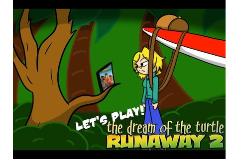 Let's Play Runaway 2: Dream of the Turtle Episode One ...