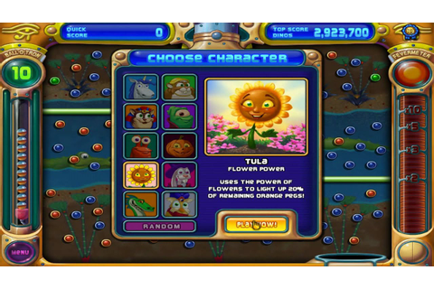Peggle Deluxe(cheat) - YouTube