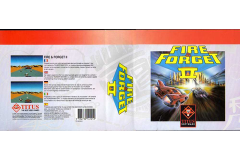 Fire And Forget II | Top 80's Games