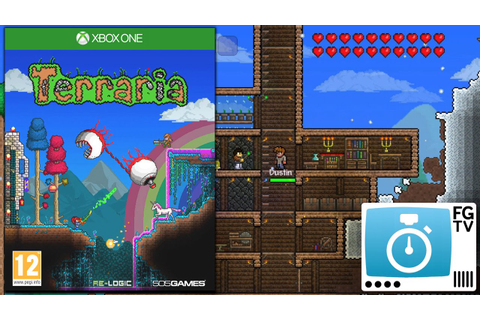 2 Minute Guide: Terraria (PEGI 12) - YouTube