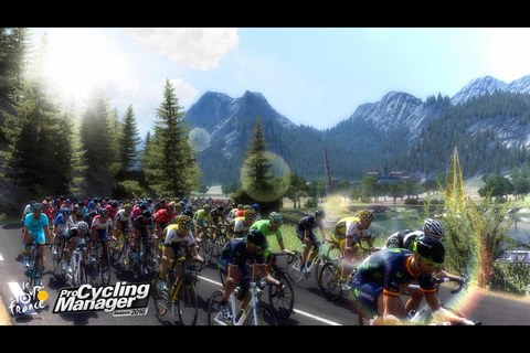 Latest versions of Tour de France and Pro Cycling Manager ...