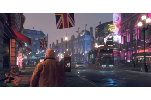 Watch Dogs Legion trailer shows off futuristic London ...