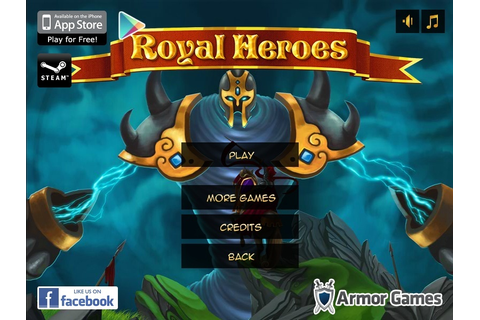 Royal Heroes Hacked / Cheats - Hacked Online Games