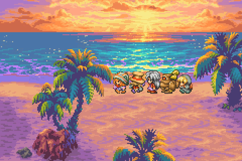 Japanese GBA Exclusive Magical Vacation Now Playable In ...