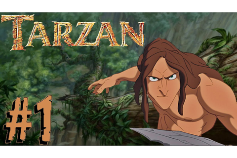 WELCOME TO THE JUNGLE - Disney's Tarzan: The Game Part 1 ...