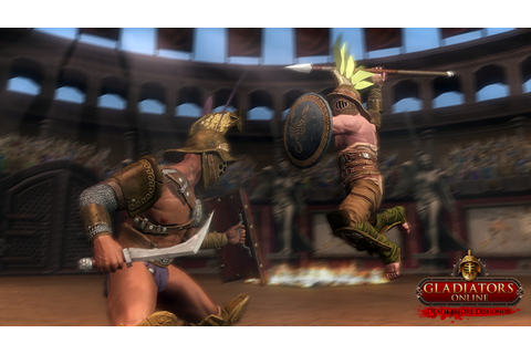 Gladiators Online Now Available on Steam, Enter the ...