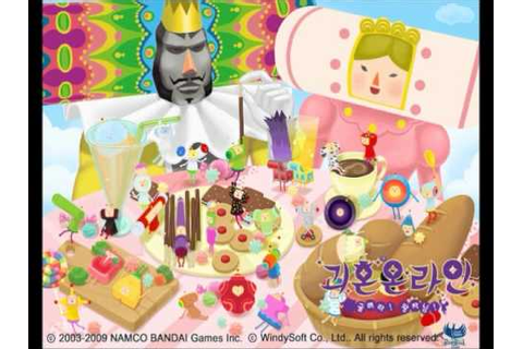 Katamari Damacy Online OST1 - YouTube