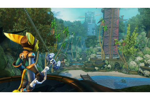 Ratchet & Clank Future: Quest For Booty - PS3 - Ratchet Galaxy