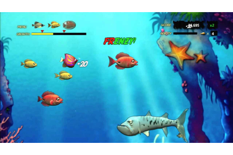 CGRundertow FEEDING FRENZY for Xbox 360 Video Game Review ...