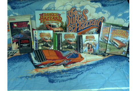 Dukes of Hazzard Collector: Dukes of Hazzard Video Games ...