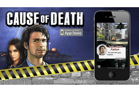 Cause of Death kostenlose Downloads, News, Trailer ...