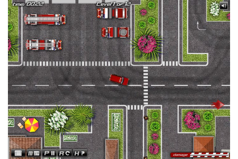 Pin Fire Truck Game Games Free Play on Pinterest