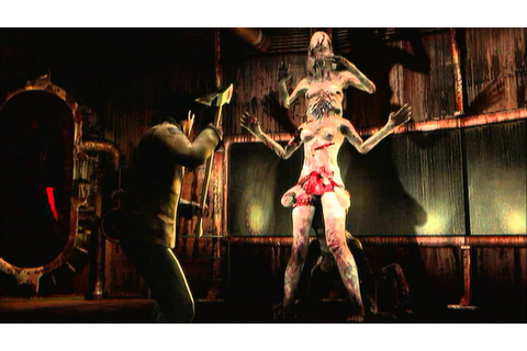 Silent Hill Homecoming: Asphyxia Boss fight - YouTube