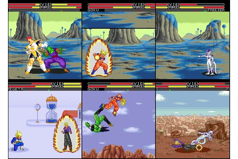 Retro-Games, Dragon Ball Z: L'Appel du Destin