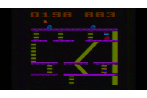 CLASSIC GAMES REVISITED - Miner 2049er (Atari 2600) review ...