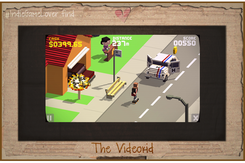 Indie Game Lover: THE VIDEOKID