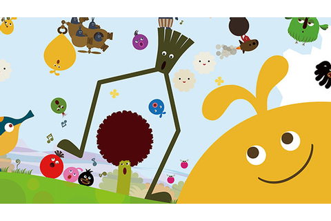 LocoRoco 2 Remastered announced for PS4 - Gematsu