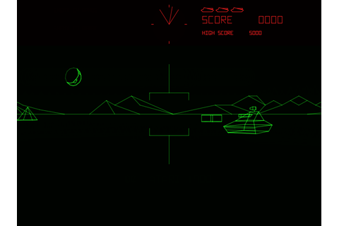 Battlezone Arcade Game Console - Digital Image Associates ...