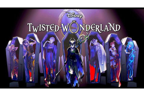 Disney Twisted-Wonderland - Battle Rhythm Gameplay ...