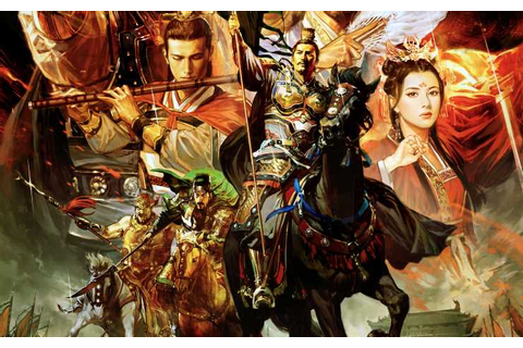 Romance of the Three Kingdoms XIII Review - God is a Geek ...