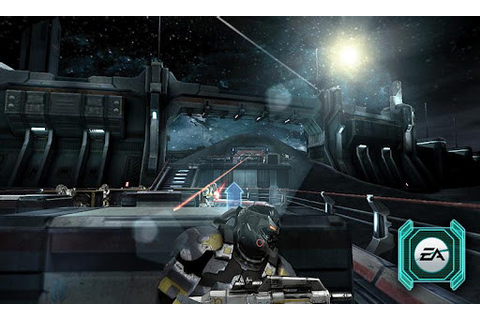 Mass Effect: Infiltrator – Games for Android. Mass Effect ...