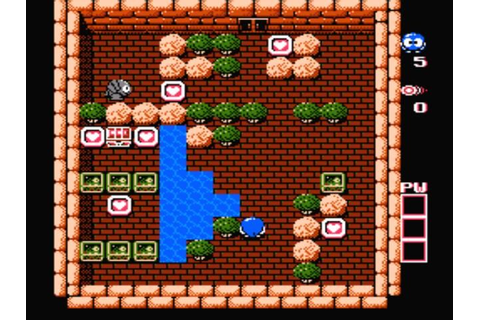 Adventures of Lolo 2 Screenshots for NES - MobyGames