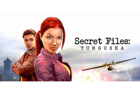 Secret Files: Tunguska | Wii U download software | Games ...