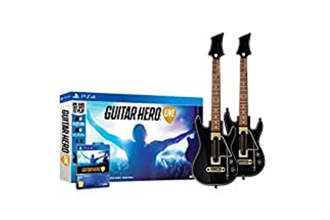 Amazon.com: Guitar Hero Live 2-Pack Bundle - PlayStation 4 ...