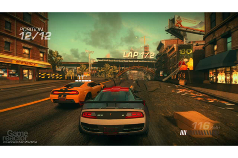 Ridge Racer Unbounded Review - Gamereactor