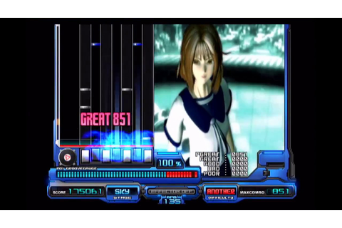 beatmania IIDX 12 HAPPY SKY - VJ ARMY [ANOTHER] - YouTube