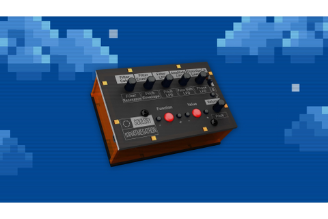 Game Over: 7 synths and VSTs for making 8-bit video game ...