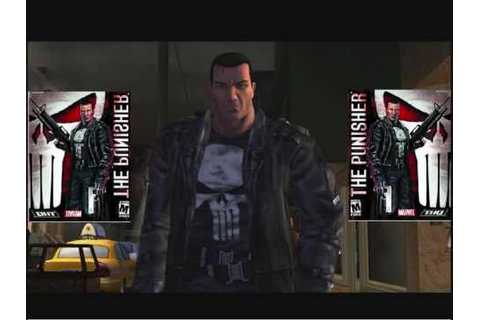 The Punisher game - Soundtrack - The Punisher (Main Theme ...