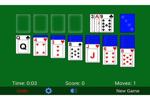Free Solitaire - Card Game APK Download For Android | GetJar