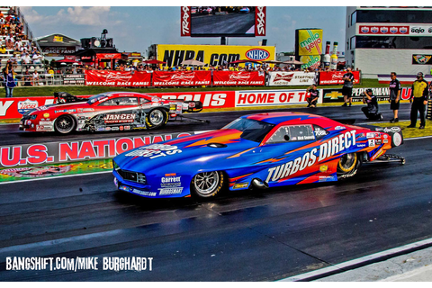 BangShift.com J&A Service Pro Mod Drag Racing Series ...
